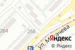 Схема проезда до компании Любимые продукты в Бийске