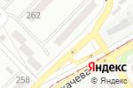 Схема проезда до компании Сибирь-Мониторинг в Бийске