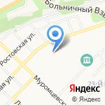 Торгово-транспортная компания на карте Бийска