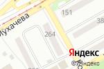 Схема проезда до компании АВТО-СТРАХОВАНИЕ в Бийске