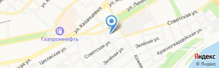 Талиман+ на карте Бийска