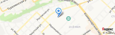 Детский медицинский центр на карте Бийска