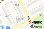Схема проезда до компании Злата в Бийске