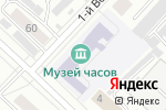 Схема проезда до компании Шин-Киокушинкай каратэ в Бийске