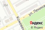 Схема проезда до компании Ваша аптека в Бийске