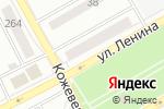 Схема проезда до компании РостКлимат в Бийске