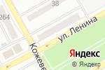 Схема проезда до компании Штопор в Бийске