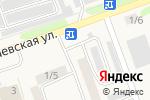 Схема проезда до компании Продовольственный магазин в Бийске