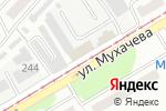 Схема проезда до компании Аринтел в Бийске