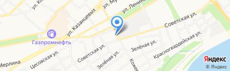 АЛЕВИТ на карте Бийска
