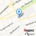 Строй-Град на карте Бийска