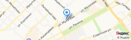 Принт-Реал на карте Бийска