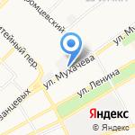 МК-СЕРВИС на карте Бийска