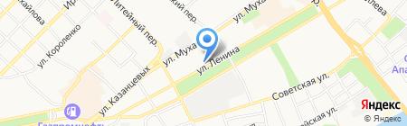 Ozon.ru на карте Бийска
