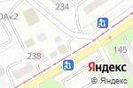 Схема проезда до компании Надежда, САО в Бийске