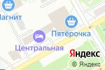 Схема проезда до компании Аудит-Центр в Бийске