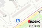 Схема проезда до компании Богатырь плюс в Бийске