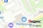 Схема проезда до компании Вобла в Бийске
