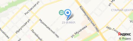 Ваш доктор на карте Бийска