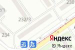 Схема проезда до компании Надежда в Бийске