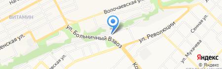 Русская охота на карте Бийска