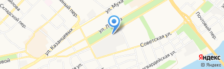 Алтайпотребконтроль на карте Бийска