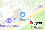 Схема проезда до компании География в Бийске