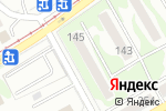 Схема проезда до компании Дачник в Бийске