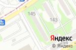 Схема проезда до компании АЙВЭКС в Бийске