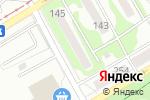 Схема проезда до компании Софи в Бийске