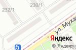 Схема проезда до компании Центр Срочных Займов в Бийске
