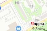 Схема проезда до компании Богатырь в Бийске