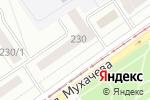 Схема проезда до компании Центр коррекции зрения доктора Грузденко в Бийске
