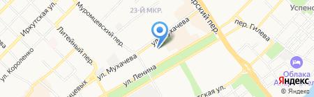 CHANEL на карте Бийска