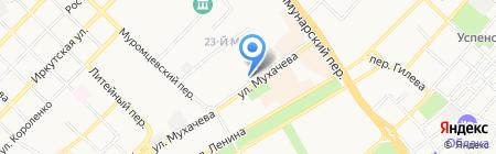 Дары Алтая на карте Бийска