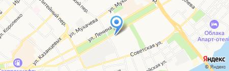 О`Кей на карте Бийска