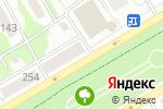 Схема проезда до компании Речник плюс в Бийске