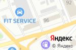 Схема проезда до компании Приобское ДЭУ в Бийске