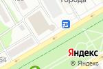 Схема проезда до компании Холидей Классик в Бийске