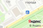 Схема проезда до компании Эконом мир в Бийске