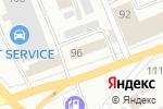 Схема проезда до компании ГАЗМАРКЕТ в Бийске