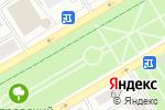 Схема проезда до компании Фабрика Волшебства в Бийске