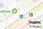 Схема проезда до компании СЛАСТЁНА в Бийске