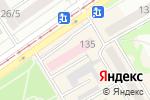 Схема проезда до компании Первая городская поликлиника в Бийске