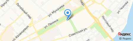 Сбербанк России на карте Бийска