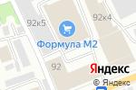 Схема проезда до компании СвойДом в Бийске