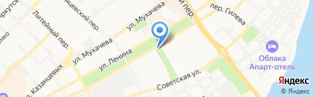 Лига-Пресс на карте Бийска