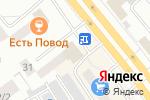 Схема проезда до компании КОРЕЯ-ЦЕНТР в Бийске