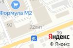 Схема проезда до компании ПРОМЭНЕРГО в Бийске
