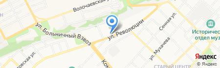 ПРОМЭНЕРГО на карте Бийска